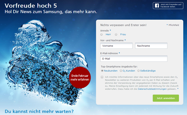 O2 Germany GS5