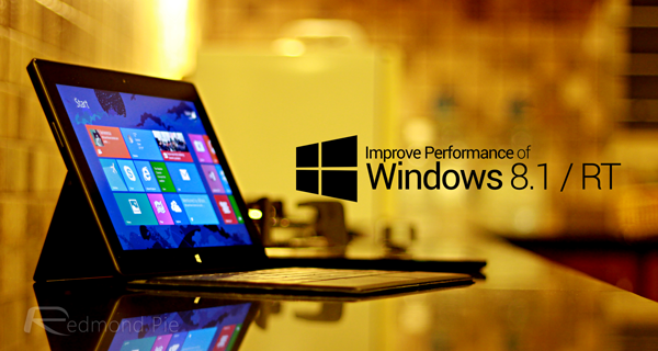 Performance Windows 81 RT header