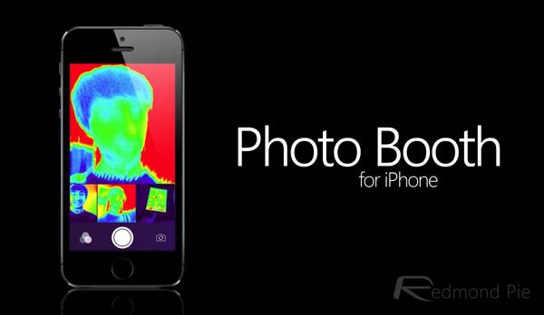 Photo Booth iPhone header