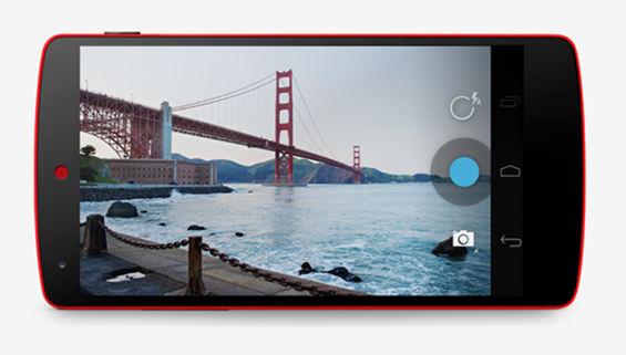 Red Nexus 5 image