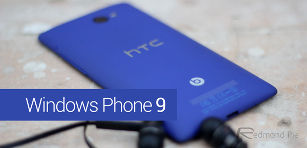 Windows Phone 9 header
