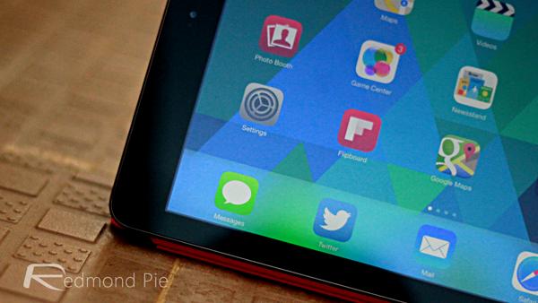 iPad Air front