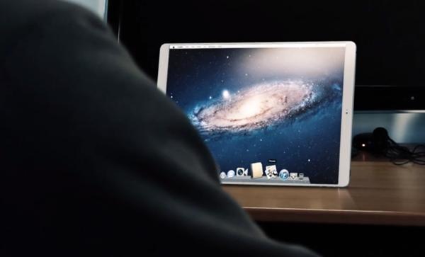 iPad Pro 13 concept