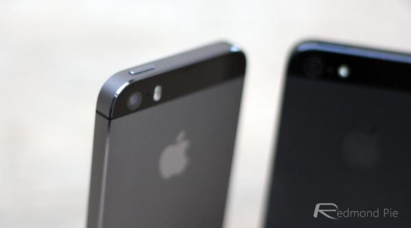 iPhone 5s 5 camera shot