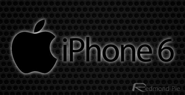 iPhone 6 logo metal