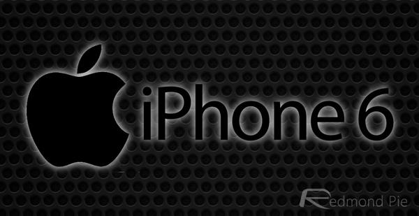 iPhone 6 logo metal
