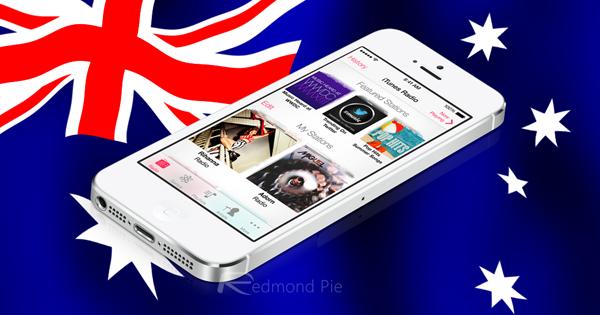 iTunes Radio Australia