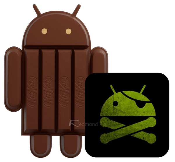 Android KitKat Superuser