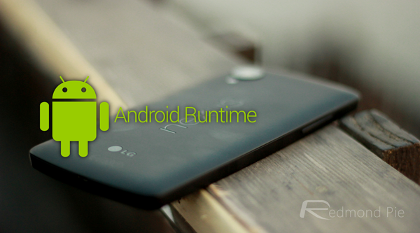 Android Runtime header