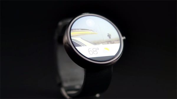 Android Wear design 2