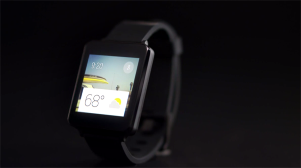 Android Wear design