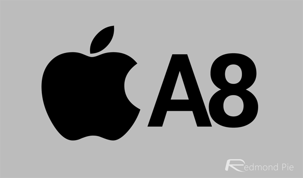 Apple A8 logo