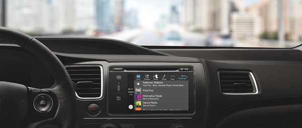 Con CarPlay sarà possibilee ascoltare la propria musica in streaming