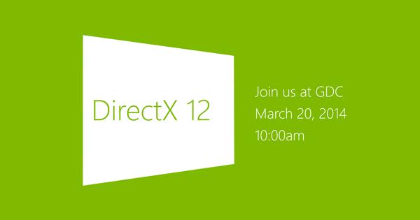 DirectX 12 header