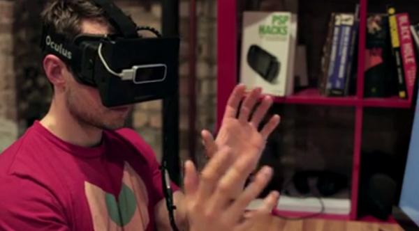 Facebook oculus concept