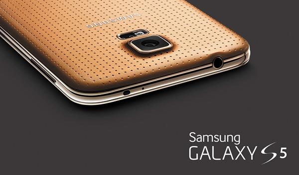 GS5 gold header