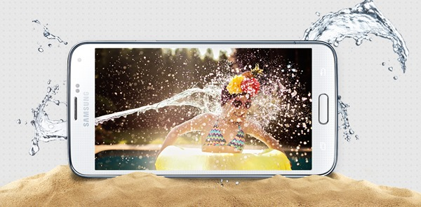 GS5 waterproof