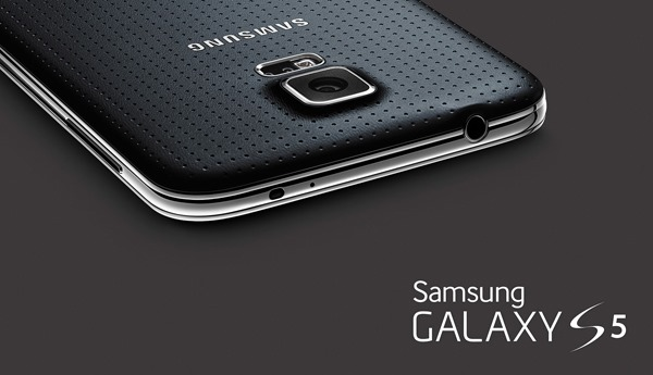 Galaxy S5 splash
