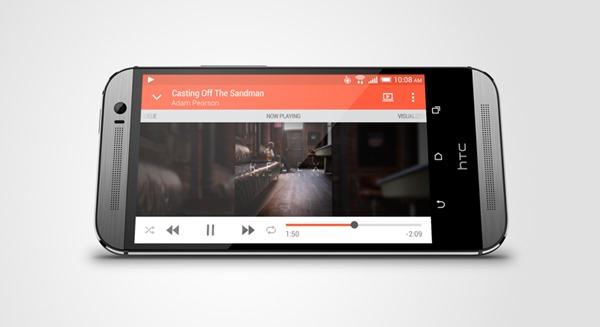 HTC One M8 Sense TV