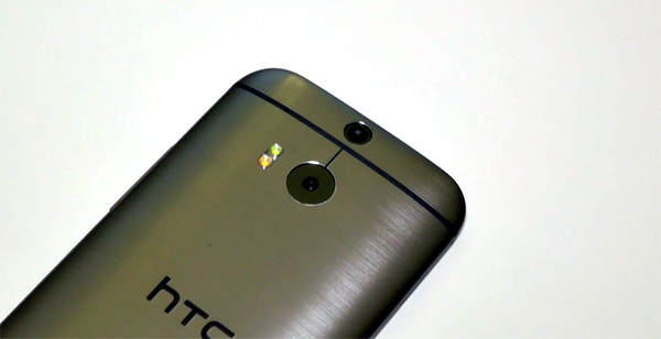 HTC One M8 leaked hands on