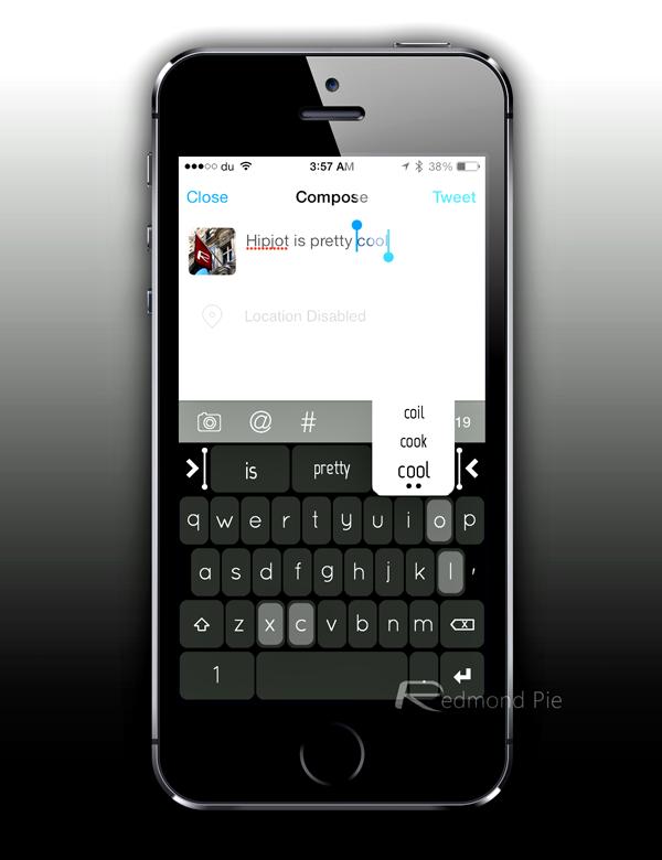 Hipjot iPhone main