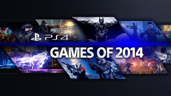PS4 games 2014