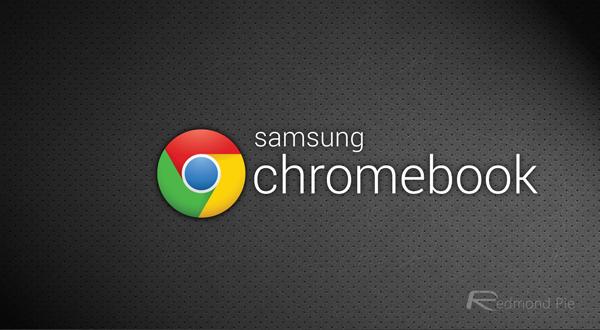 Samsung Chromebook logo