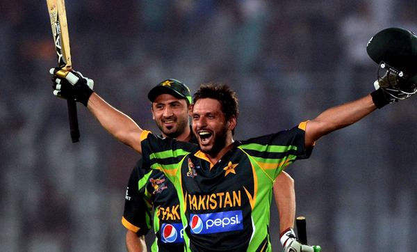 Shahid Afridi Cricket