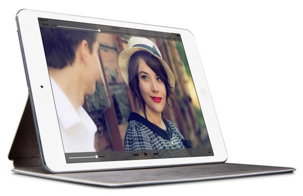 SurfacePad for iPad mini standing position
