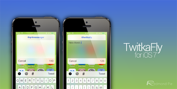 TwitkaFly for iOS 7 header