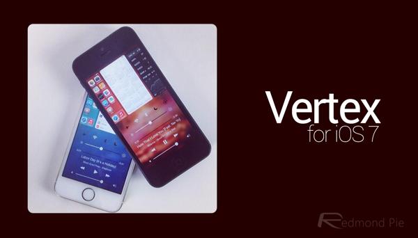 Vertex header
