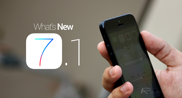 Whats New iOS 71 header
