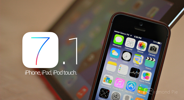 Download iOS 7 1 Final IPSW For iPhone And iPad [Direct Download