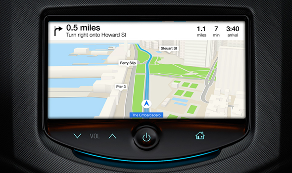 iOS in the Car 2