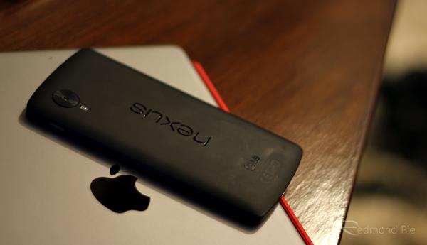 iPad Air Nexus 5