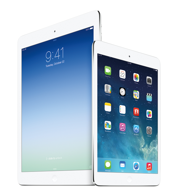 iPad Air mini 2