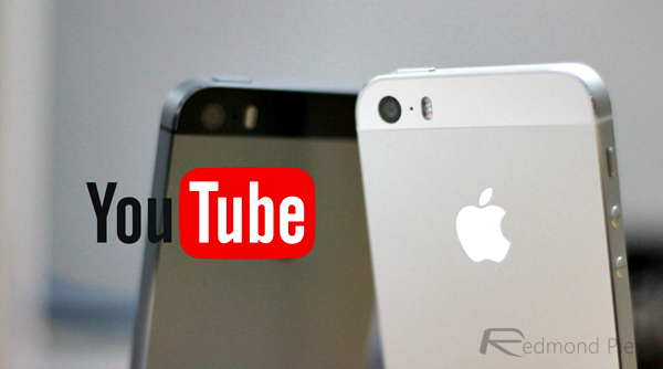 iPhone 5s YouTube