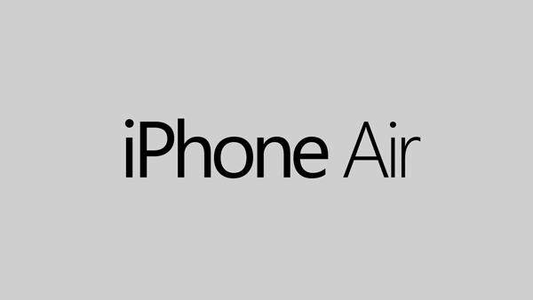 iPhone Air header