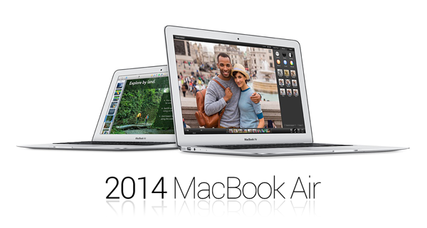 2014 MacBook Air main