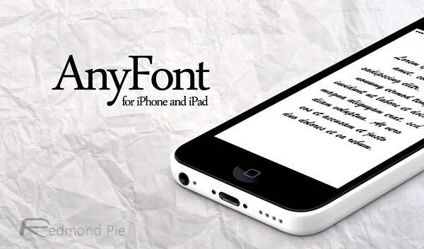 How To Install New Fonts On iPhone And iPad Without