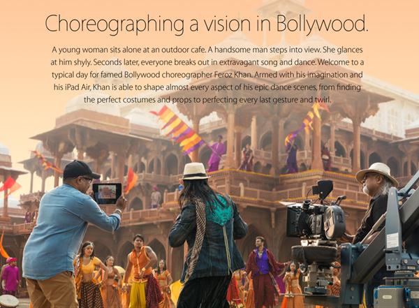 Bollywood iPad Air Apple