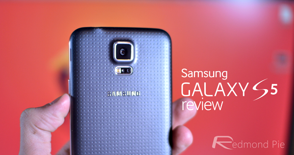 Galaxy S5 review main