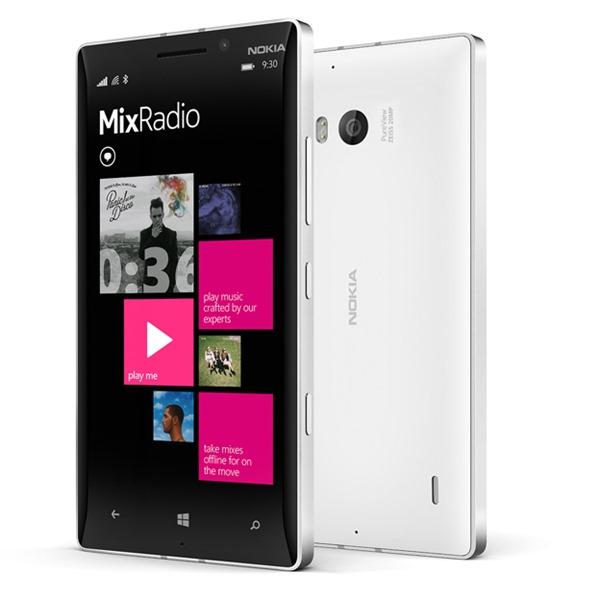 Lumia 930 front