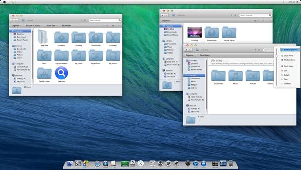 Mavericks Theme for Windows (1)