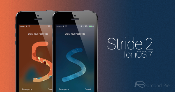 Stride 2 iOS 7 main