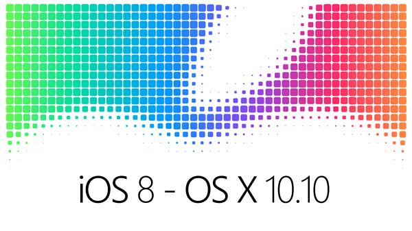 WWDC 2014 iOS 8 OS X 1010