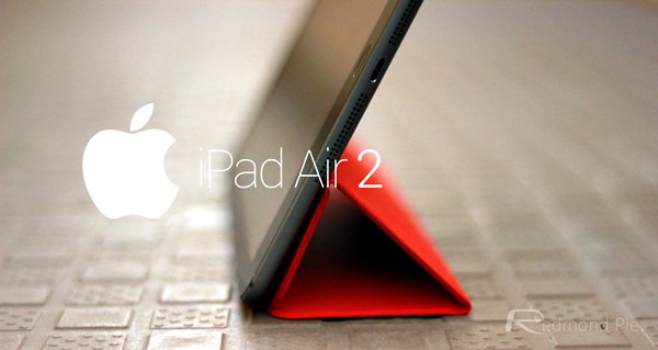 iPad Air 2 header