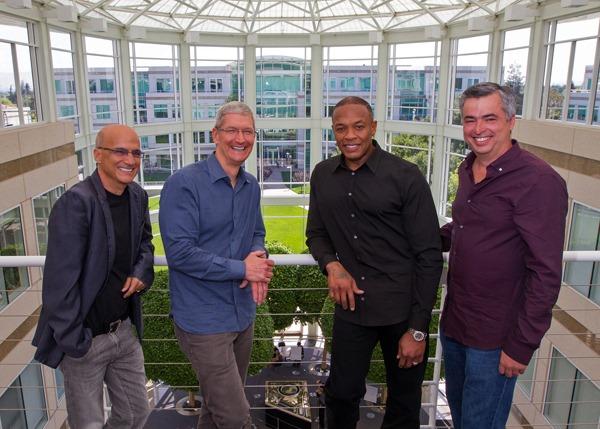 Apple Beats Dre Cook