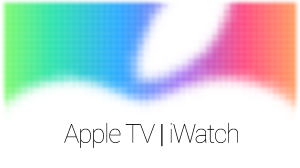 Apple TV iWatch