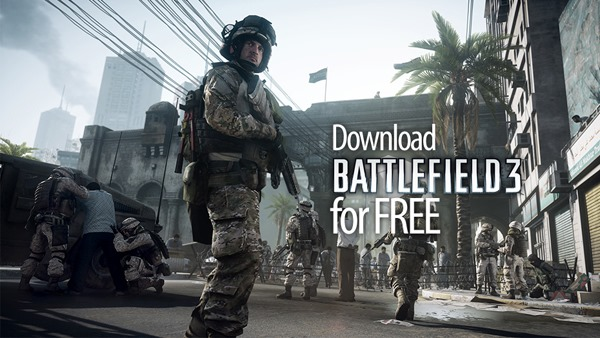 Download Battlefield 3 For PC Absolutely FREE And Legally, Here's How!
